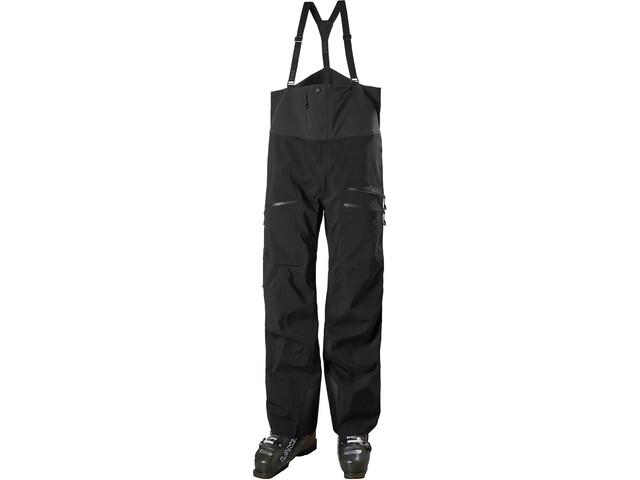 Helly Hansen Odin Mountain 3L Shell Bib Pants Men, black